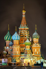 Saint Basil's Cathedral (tehhanlin) Tags: moscow russia russian cathedral basil basilcathedral place travel beautifulplaces ngc sony christian saintbasilcathedral a7rm2 fe100400gm sunrise