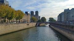 43 Paris en Octobre 2017 - La Seine et Not(re-Dame (paspog) Tags: paris france seine octobre october oktober 2017 notredamedeparis notredame