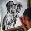 My portrait by @oliscoart (check him out, amazing talent) #portrait #benheine #detailed #pencil #drawing #pencilonpaper #pencilsacademy #newschoolartistry #africanartist #africanart #hyperrealism #realism #photorealism #nigerianartist #naijaart #nigeriana (Ben Heine) Tags: benheinephotography photography composition light smartphone nature landscape beauty beautiful photo photographie art ifttt instagram benheine horizon benheineart
