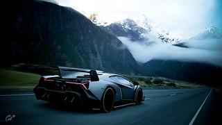 Lamborghini Veneno - Gran Turismo™SPORT