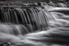 Water Stream (Klaus Ficker --Landscape and Nature Photographer--) Tags: water waterfall stream bw blackandwhite nature kentuckyphotography klausficker usa kentucky canon eos5dmarkii