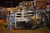 Opening the gate (radargeek) Tags: mustang oklahoma westerndays rodeo 2017 boots cowboyhat bull fence bullriding westerndaysopenrodeo mustangroundupclub night