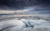 Ice cold (Mika Laitinen) Tags: balticsea canon5dmarkiv europe finland helsinki leefilters suomi cloud cold ice landscape nature outdoors sea seascape shore sky winter helsingfors uusimaa fi
