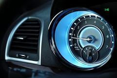 dials (l i v e l t r a) Tags: d2h nikkor 28mmf18g f18 auto rpm gauge dial blue light round circular instrument numbers dof modern contour naturallight 123117