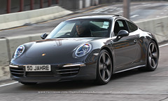 "Porsche, 991 ""50th Anniversary"", Hong Kong (Daryl Chapman Photography) Tags: 50jahre porsche 911 991 anniversary hongkong china sar canon 1d mkiv 70200l car cars carspotting carphotography auto autos automobile automobiles"