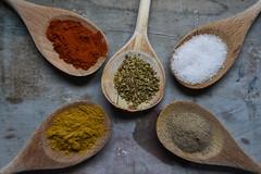 Küchenshooting 1 (fotomänni) Tags: stilleben stillife stilllife küche kitchen gewürze spices kochlöffel manfredweis