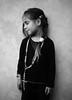 La penitencia (Walter Daniel Fuhrmann) Tags: niña child retrato portrait mika bw bn blancoynegro ojoscerrados closedeyes cruz cross