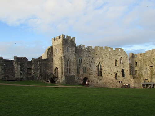 Chepstow: Chepstow Castle (Monmouthshire)
