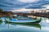 Albufera de Valencia (Miguel Mora Hdez.) Tags: bote water agua cielo sky valencia comunidadvalenciana puestadesol bahía sunset d90 nikon nikond90 1755 españa spain sp paisaje laguna