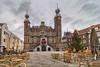 Rathaus in Venlo (Tatjana_2010) Tags: niederlande rathaus venlo tannenbaum newyear weihnachten