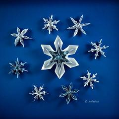 P71229-144936m (polelena24) Tags: origami snowflake star christmas hex hexagon