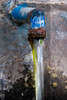 Caño (Oscar F. Hevia) Tags: chorro fuente agua azul musgo spout jet source water blue iron moss asturias asturies espaã±a illas laperal principadodeasturias spain caño paraísonatural españa