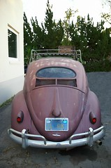 Don't Forget The Seven Up (nedlugr) Tags: california ca usa ojai vwbug vw classic sevenup 7up rust