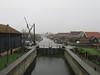 Sluis Workum (Stewie1980) Tags: workum friesland warkum fryslân nederland netherlands diepe dolte sluis djippe slûs vaart kanaal canal lock historic view mist fog