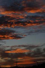 Sunset 11 13 17 #14 (Az Skies Photography) Tags: sunset sun set dusk twilight nightfall cloud clouds nogales arizona az nogalesaz red orange yellow gold golden salmon black skyline skyscape sky arizonasky arizonaskyline arizonaskyscape arizonasunset november 13 2017 november132017 111317 11132017