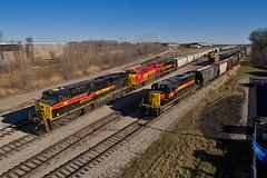 Silvis (Trainboy03) Tags: iowa interstate iais 150 500 silvis illinois il