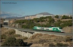 Tres Cantos. (pazalberto269) Tags: adif seneca spain nikon photography high speed lav ave madrid valladolid leon tres cantos d5300