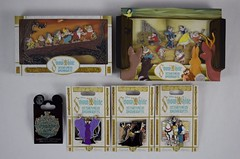 Snow White and the Seven Dwarfs Anniversary Collection Pins - Disneyland Purchase - Closed (drj1828) Tags: disneyland purchase 2017 snowwhiteandthesevendwarfs 80th anniversary disneyparks disneypintrading pin collectible limitededition snowwhite evilqueen evilhag prince sevendwarfs