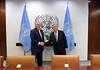 Secretary Tillerson Meets With UN Secretary-General Guterres in New York City (U.S. Department of State) Tags: rextillerson newyorkcity northkorea dprk unitednations un antonioguterres