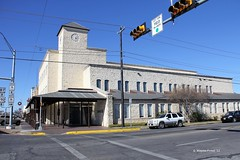 Chase Bank (Gerald (Wayne) Prout) Tags: chasebank fredericksburg gillespiecounty texas usa prout geraldwayneprout canon canoneos60d eos 60d digital camera photographed photography building chase bank gillespie county stateoftexas lonestarstate city cityoffredericksburg mainstreet clocktower
