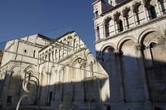 Lucca riflessa