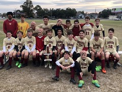8th Grade Soccer - 1st Place