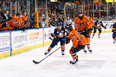 "Kansas City Mavericks vs. Colorado Eagles, December 16, 2017, Silverstein Eye Centers Arena, Independence, Missouri.  Photo: © John Howe / Howe Creative Photography, all rights reserved 2017. • <a style=""font-size:0.8em;"" href=""http://www.flickr.com/photos/134016632@N02/39106605132/"" target=""_blank"">View on Flickr</a>"