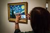 Starry Starry Night (Phil Roeder) Tags: newyorkcity manhattan leica leicax2 moma museumofmodernart artmuseum art vangogh starrynight