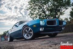 1971 Pontiac Firebird (scott597) Tags: 1971 pontiac firebird esprit ls1 swap blue yearone dayton ohio