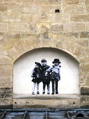 rue Saint Paul (Leo & Pipo) Tags: leo pipo paris streetart street art artwork collage affiche poster paste pasteup wheatpaste cut paper urbain urban city ville rue mur wall sticker stencil tag graffiti france retro vintage analog handmade mixed media dada surreal leoetpipo leopipo