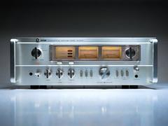 Setton Stereo Amplifier AS 3300 (oldsansui) Tags: 1970 1977 1970s audio classic setton pioneer stereo amp amplifier retro vintage sound hifi desgin old radio music seventies audiophile analog madeinjapan 70erjahre pierrecardin alaincarre jackysetton designedinfrance electronic
