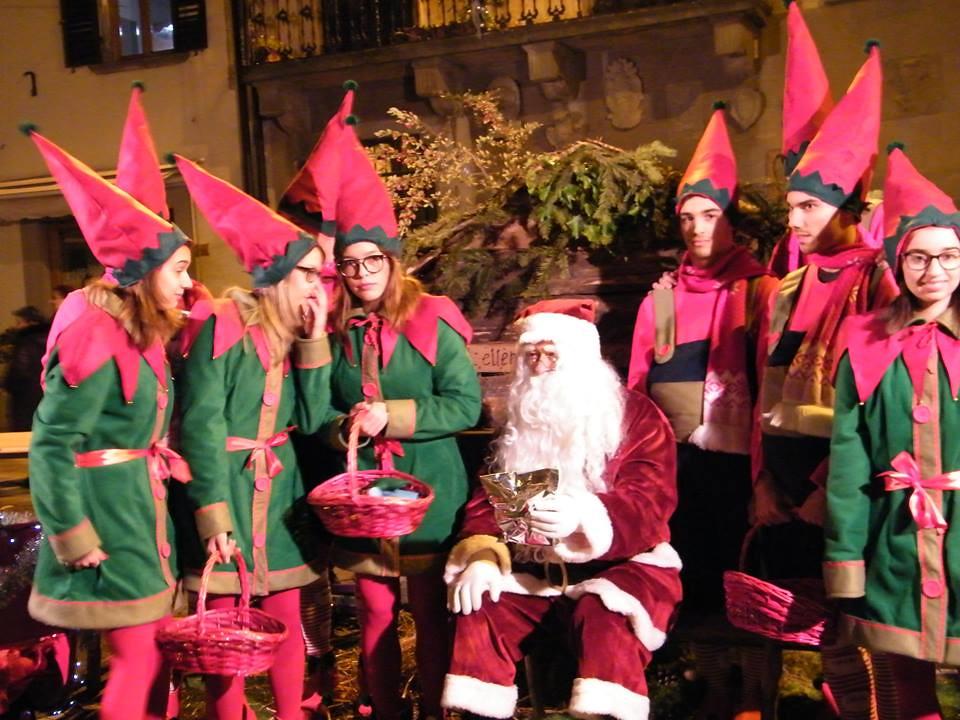 Messina. Natale in Via Garibaldi: riapre la casetta di Babbo Natale