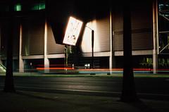 San Jose (bior) Tags: expiredfilm arena sharktank morning longexposure ektachrome e64d kodakektachrome slidefilm sanjose canonrebel2000 ef40mmf28stm