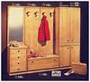Quelle (Véronique3) Tags: quelle 1978 1979 katalog vintage red rouge téléphone souliers mallette valisette paille osier