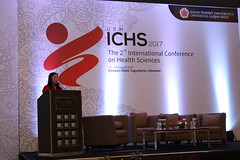 Irene (International Conference on Health Sciences) Tags: international health sciences ichs 2017 yogyakarta indonesia eastparc universitas gadjah mada bpp ugm badan penerbit publikasi medicine medical research researcher speaker emerging reemerging infectious disease tropical neglected sexually transmitted drug resistance technology clinical presentation conference annual ichs2017