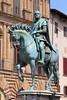Statua equestre di Cosimo I de' Medici (just.Luc) Tags: brons bronze sculpture escultura statue estatua statua beeld beeldhouwwerk man male homme hombre uomo mann florence florenz florencia firenze toscana toscane tuscany italië italy italia italie italien europa europe art kunst public publiek piazzadellasignoria giambologna jeanboulogne horse cheval pferd paard
