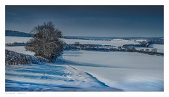 Eynsford, Kent, snow scene at the end of the year. (Richard Murrin Art) Tags: eynsford kent snowsceneattheendoftheyear richard murrin art photography canon 5d landscape travel images building cool