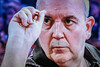 """There is only one Phil Taylor"" (Werner Schnell Images (2.stream)) Tags: ws phil taylor darts weltmeister thepower wm"