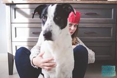 Week 1: Self-portrait (bmurphy502) Tags: 2018p52 selfportrait p52 me project52 2018project52 35mm dog doggin light indoor 2018 happynewyear newyear selfie