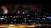 Sydney Fireworks - Sydney Airport-0092 (EXPLORED 3 Jan '18) (A u s s i e P o m m) Tags: syd yssy mascot newsouthwales australia au sydneyairport nye2018 fireworks