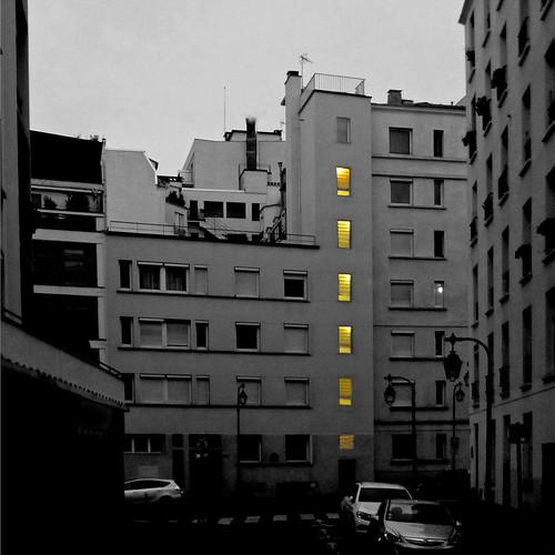 Paris, Quartier Croulebarbe