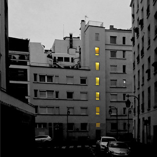 Paris, Quartier Croulebarbe