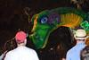 Bacchasaurus (BKHagar *Kim*) Tags: bkhagar mardigras neworleans nola parade night bacchus bacchasaurus uptown float napoleon