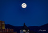 New Year's Day Full Cold Wolf Moon Above Hotel Roanoke (Terry Aldhizer) Tags: new year years day full cold moon wolf hotel roanoke valley blue ridge mountains virginia evening night january first terry aldhizer wwwterryaldhizercom