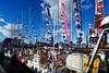 20180101-34-Sydney to Hobart yacht fleet (Roger T Wong) Tags: 2018 australia hobart rogertwong sel1635z sony1635 sonya7ii sonyalpha7ii sonyfe1635mmf4zaosscarlzeissvariotessart sonyilce7m2 sydneytohobart tasmania boats flags fleet marina pier yachts