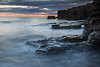 Melting the rocks (Justin Cameron) Tags: lee neutraldensity coastline canonef1635mmf4lisusm kielder leegraduatedfilter dawn leelittlestopper whitburn canon5dmkiii seascape sunrise longexposure rocks
