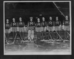 Winnipeg Maroons [LAC] (vintage.winnipeg) Tags: winnipeg manitoba canada vintage history historic sports people