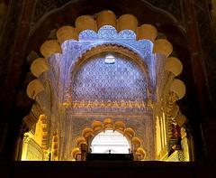 Mezquita Catedral de Córdoba, Andalucia, España (joseange) Tags: mezquita catedral cordoba andalucia españa mudéjar