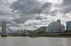 City Hall (Caulker) Tags: london river thames cityhall sky clouds