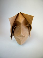 Dutch woman - Simon Andersen (Rui.Roda) Tags: origami papiroflexia papierfalten mulher holandesa hollandsk kvinde dutch woman simon andersen